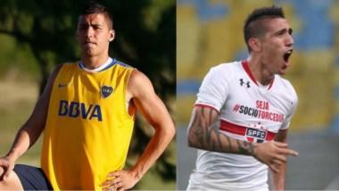 Centurion confirmado viene a Boca a préstamo por un año. Tobio renovó por un año también.