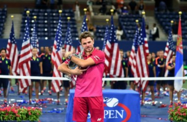 Un sublime Wawrinka termina con Djokovic en el US Open y gana su 3er GS.