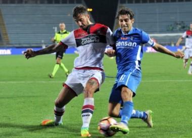 Empoli sumó sus primeros puntos en la temporada de la Serie A.
