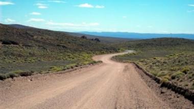 ruta 4 en la zona de Laguna de Vaca (imagen derutasydestinos.com)