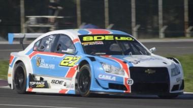 Altuna se quedó con la pole en el Top Race V6 que correrá mañana la final en Concepción del Uruguay.