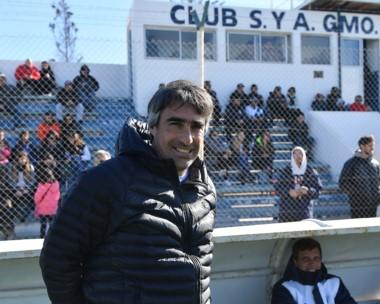 Gabriel Gómez dirige hoy por última vez a Brown en la B Nacional. El entrenador anunció que deja el equipo.