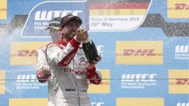 El piloto de Río Tercero, que venía de consagrarse en Japón y prepara su desembarco en la Formula E, consiguió su octavo éxito en la temporada.