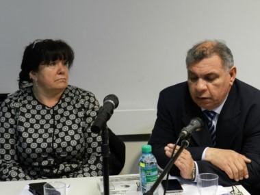 Dufour y Rojas fueron juzgados por hechos ocurridos en la anterior gestión de gobierno (imagen archivo)