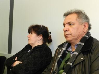 Dufour y Rojas conocerán el lunes la pena a cumplir (imagen archivo)