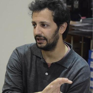 """Mauro Andrizzi, director de la película """"Una novia de Shangai""""."""