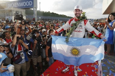 """Pechito"" López participará en la Fórmula E en Buenos Aires."