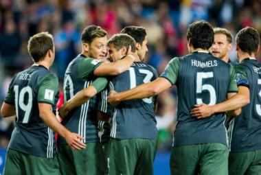 Alemania dominó el juego de principio a fin con doblete de Muller y uno de Kimich.