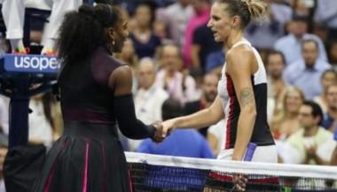 Serena Williams, tras la derrota ante Pliskova y la pérdida del N°1.