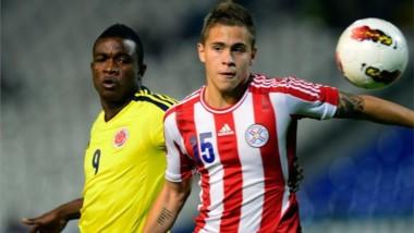 El paraguayo Roberto Piris Da Motta se suma a San Lorenzo. Es un mediocampista de 22 años.
