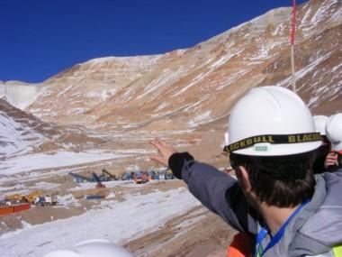 Nuevo derrame tóxico de la Barrick Gold en Pascua Lama.