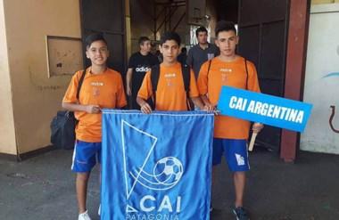 La categoría 2002 de la Comisión de Actividades Infantiles debutó en el Mundialito de Valdivia con un triunfo.