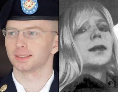 Manning (nacido Bradley Edward), cuando era soldado, antes de su cambio de identidad.