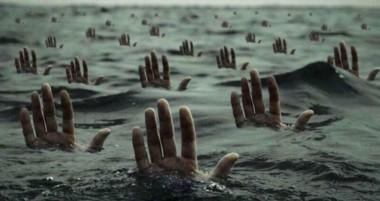 Alertan sobre la desaparición de 180 personas en naufragio ayer en el Mediterráneo Central.