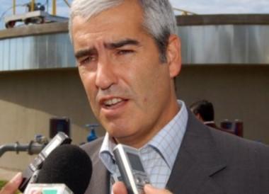El diputado de Chubut Somos Todos, Adrián López.