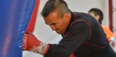 """El """"Huracán"""" se encuentra realizando una exigente puesta a punto para la pelea que sostendrá ante el puertorriqueño """"Manny"""" Rodríguez."""