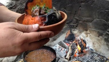 Gastronomía mapuche y un importante festival.