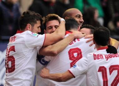 Sevilla de Sampaoli es récord: con el 4-3 a Osasuna, firmó la mejor campaña del club tras las primeras 19 fechas: 42 pts.