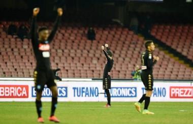 Con gol de Callejón, Napoli derrotó 1-0 a Fiorentina y avanzó a las semifinales de la Copa Italia.