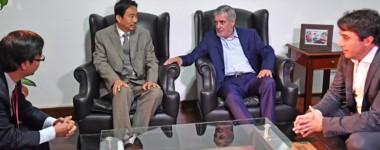 Desde el Gobierno Provincial quedaron conformes con la reunión mantenida y en marzo quieren cerrar un nuevo convenio con la empresa.