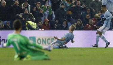 El Celta de Vigo eliminó al Real Madrid y se mete en las semifinales de Copa.