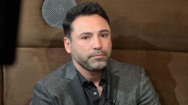 Arrestaron al ex boxeador Óscar de La Hoya por conducir alcoholizado.