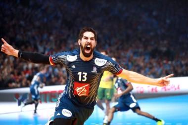 Francia derrotó a Eslovenia y por séptima vez es finalista en un Mundial. Iguala a Suecia como los equipos con más finales.