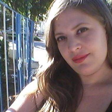 Debora Martínez, la víctima del crimen (foto Guillermo Rossi @rossiguillermo)