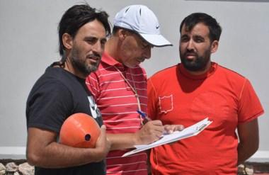 Tras el triunfo en el amistoso ante Deportivo Madryn por 1-0, el DT Federico Sardón pidió mesura.