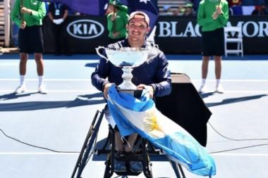 La victoria de Gustavo Fernández y su segundo título de Grand Slam.