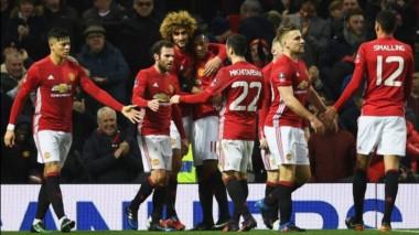 Manchester United vapuleó a Wigan en la FA Cup.
