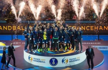 Francia, anfitrión del Mundial, se quedó con el título y revalidó su condición de mejor del mundo.