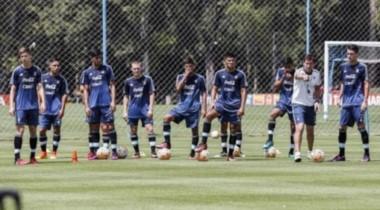 Ubeda confirmó los 23 futbolistas que participarán en el Sudamericano Sub 20.