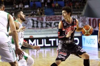 Ferro aprovechó las falencias defensivas de Quilmes y se impuso 99-88.