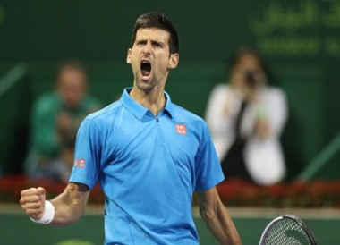 Djokovic está de vuelta: ganó a Andy Murray en un partidazo.