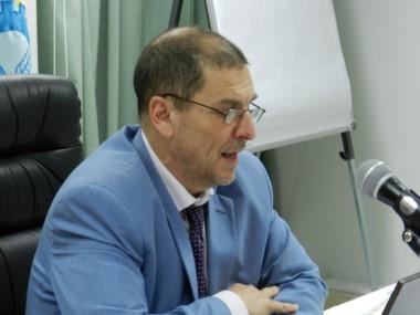 Juez Fabio Monti.