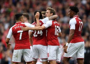 Arsenal intentará vencer como local al United por la Premier League.