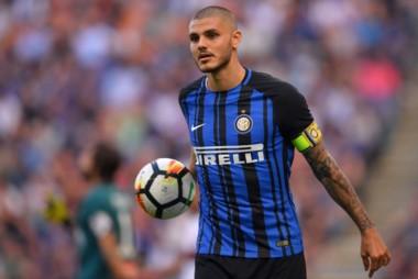 Con dos goles de Brozovic, el Inter venció 2-1 al Benevento. Icardi fue titular.