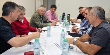 Análisis. El mandatario y parte de su gabinete estudió en detalle el presupuesto de la Casa Rosada para 2018.