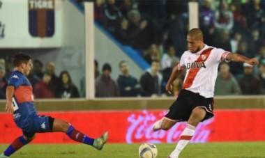 Tigre y River igualaron 1-1. Con éste resultado, el conjunto de Gallardo quedó a 4 puntos de la punta.