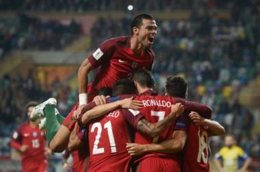 El seleccionado lusitano sacó pasaje para Rusia 2018.