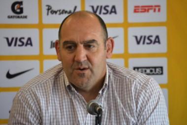 Mario Ledesma asumió como nuevo entrenador de Los Jaguares.