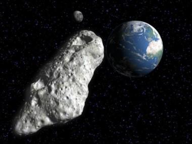 El paso de asteroides cerca de la Tierra