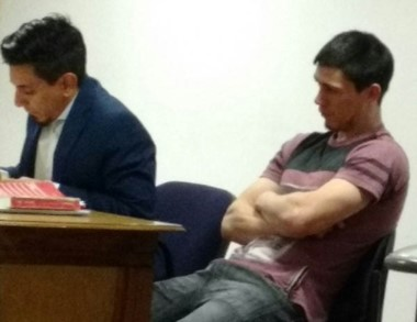 Erwin Nicolás Jaramillo está acusado de asesinar a Nicolás Pineda.