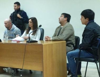 Soto y Serrano fueron condenados a 13 y 11 años de prisión efectiva.