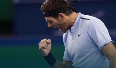Del Potro derrotó en tres sets a Zverev y se metió en los cuartos de final del ATP de Shanghai.