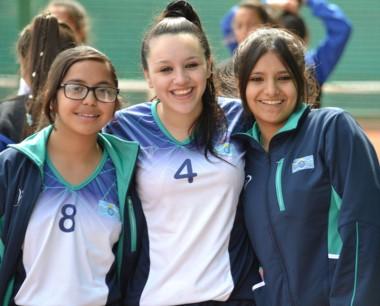 El fútbol femenino dejó su huella en la Instancia Nacional de los Evita.
