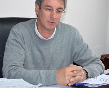El intendente Ongarato se mostró entusiasmado con el anuncio.