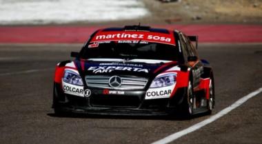 Agustín Canapino es el nuevo líder del TRV6 con 121 puntos.
