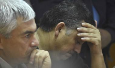 Carlos Del Mármol y Gustavo Castro renunciaron a la defensa del acusado por la muerte de Diana Rojas.